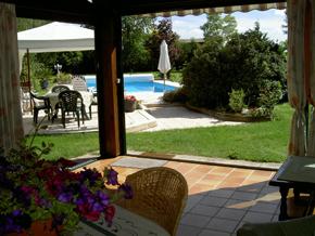 Le Clos du Randier. Gîte rural avec piscine en Charente Maritime